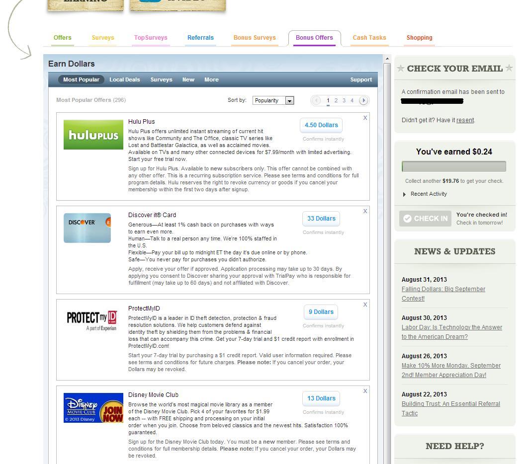 Is Cashcrate.com Legit?