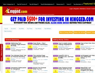 kingged.com review